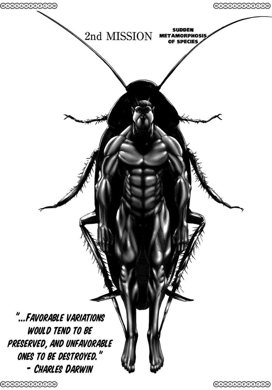 Terra Formars 2 Page 2