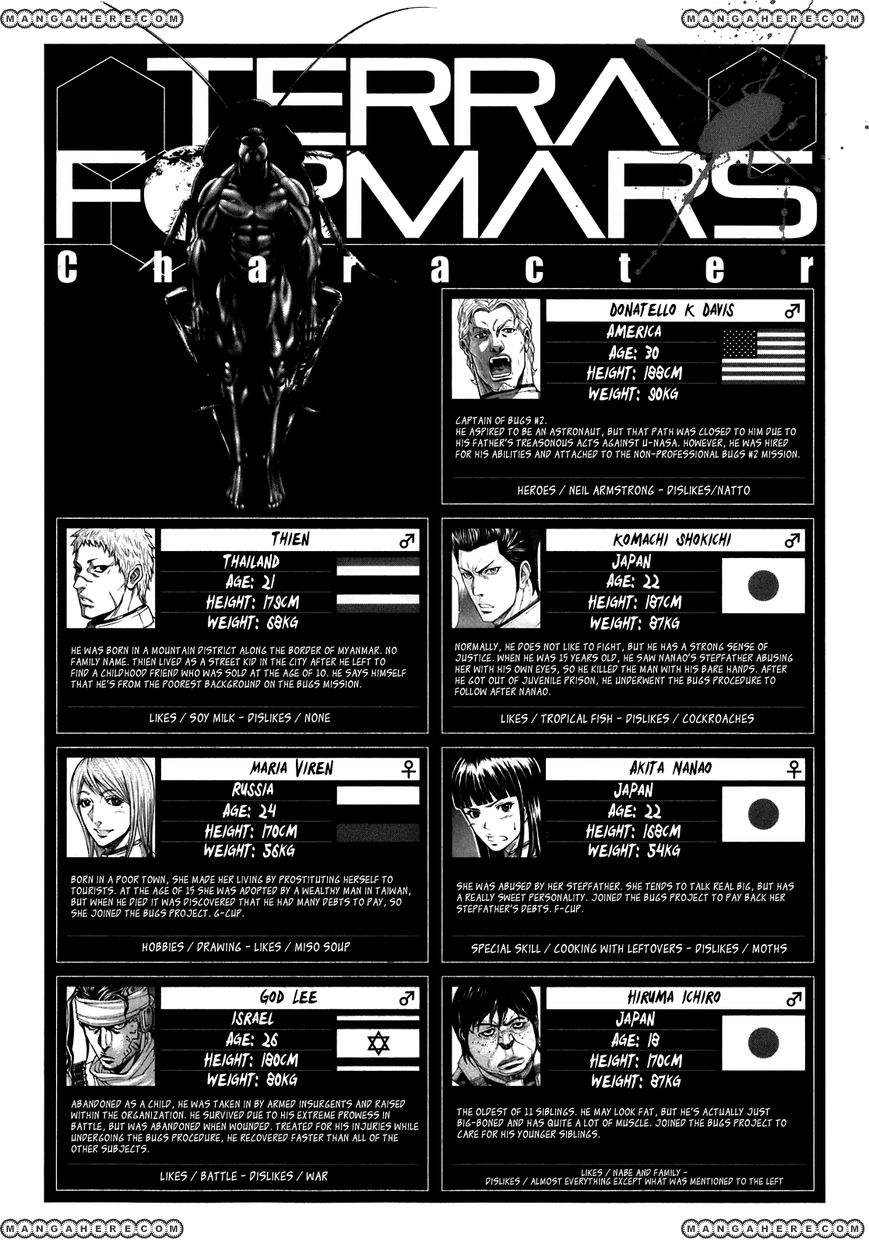 Terra Formars 4 Page 3