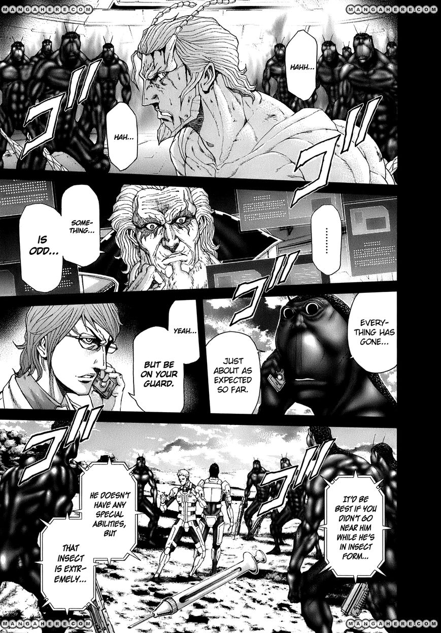 Terra Formars 4 Page 4