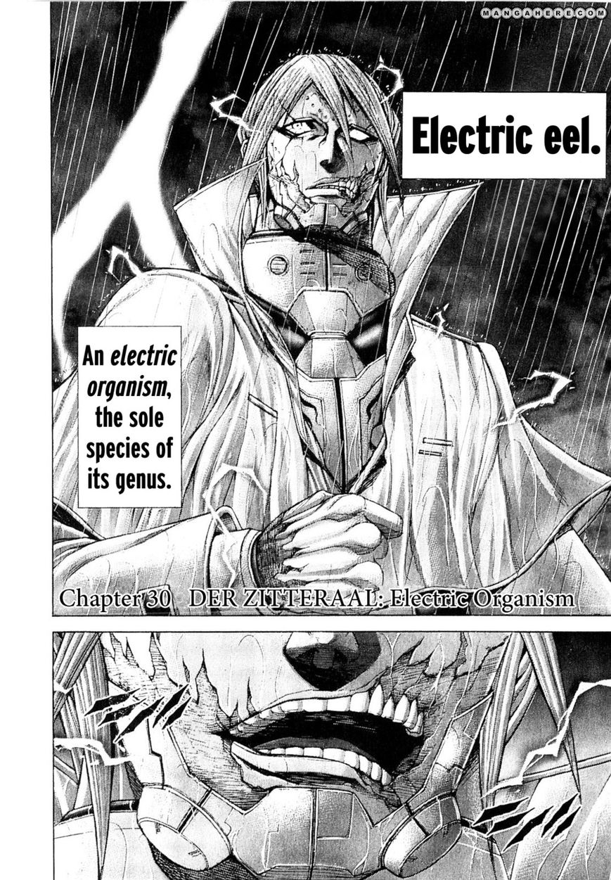 Terra Formars 36 Page 2