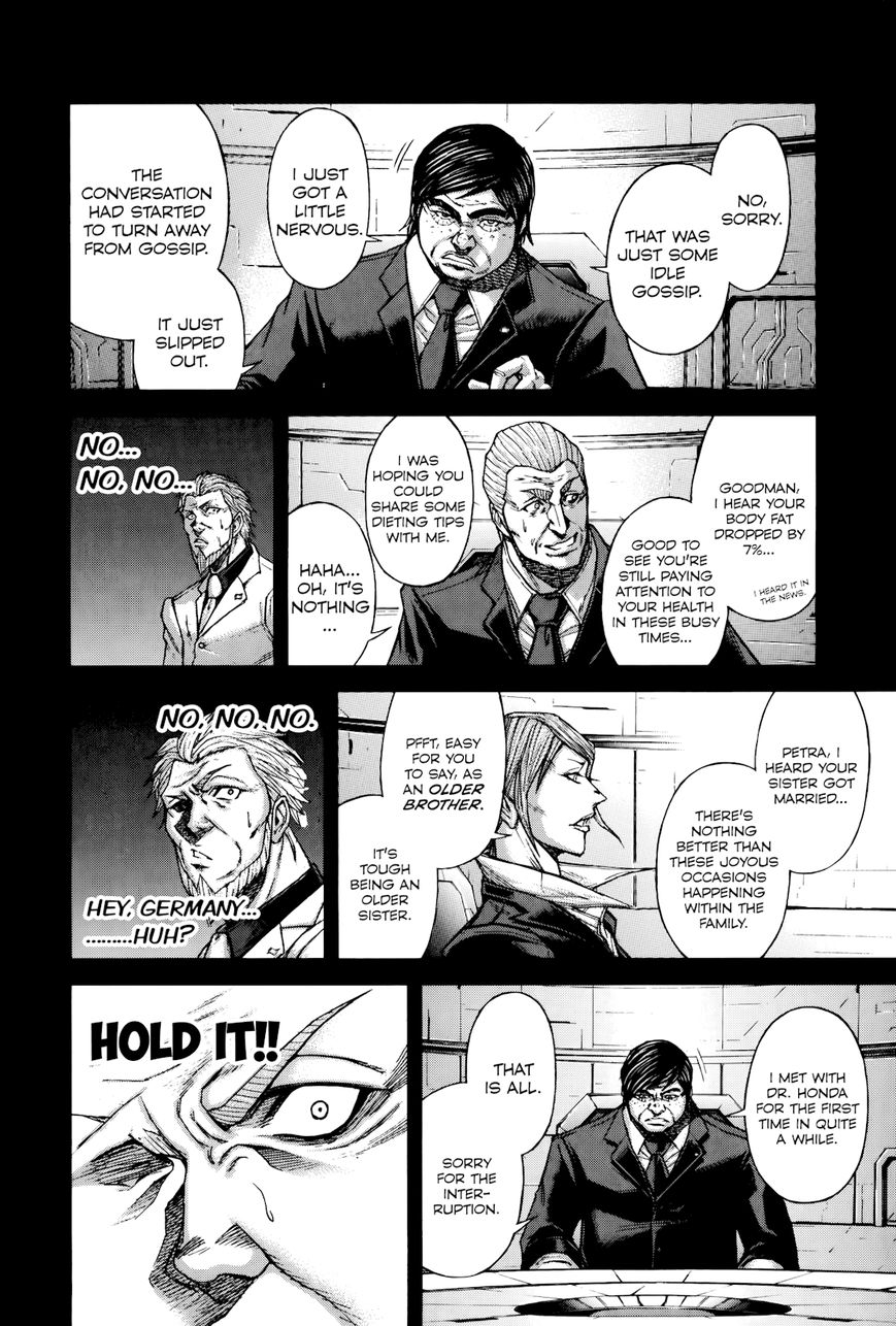 Terra Formars 63 Page 3