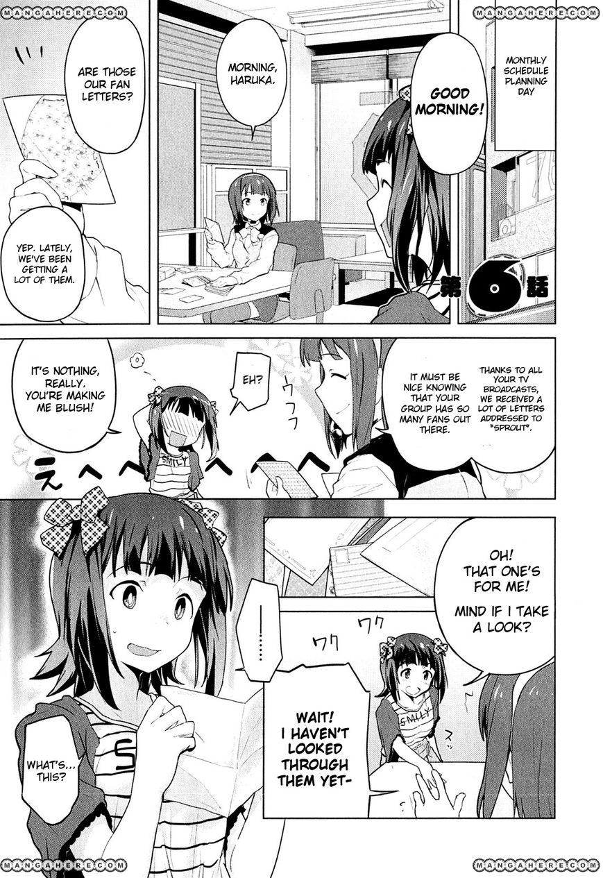 The Idolm@ster 2: The World Is All One!! 6 Page 1