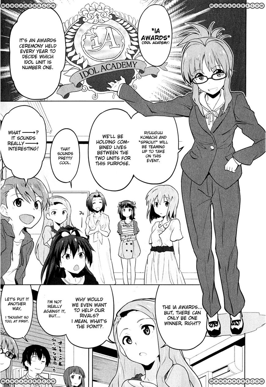 The Idolm@ster 2: The World Is All One!! 6 Page 3