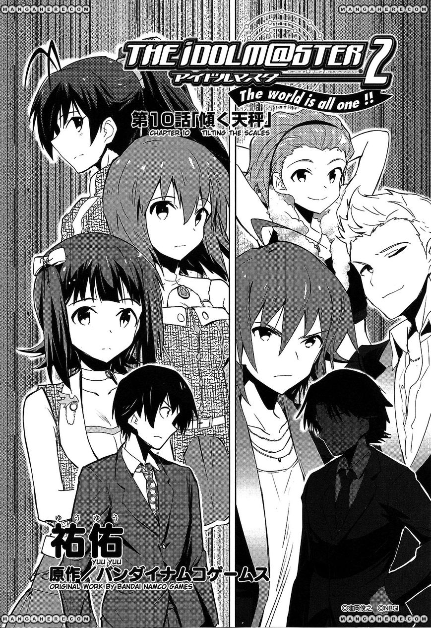 The Idolm@ster 2: The World Is All One!! 10 Page 2
