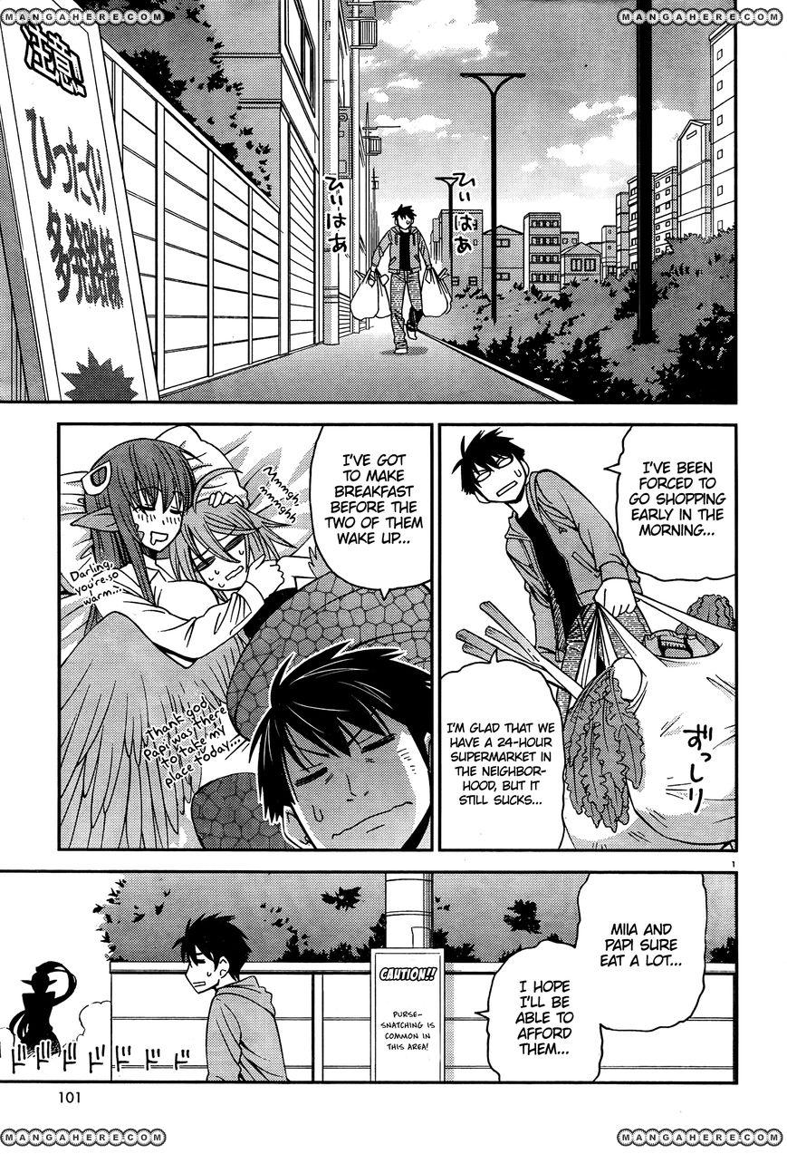 Monster Musume no Iru Nichijou 4 Page 1