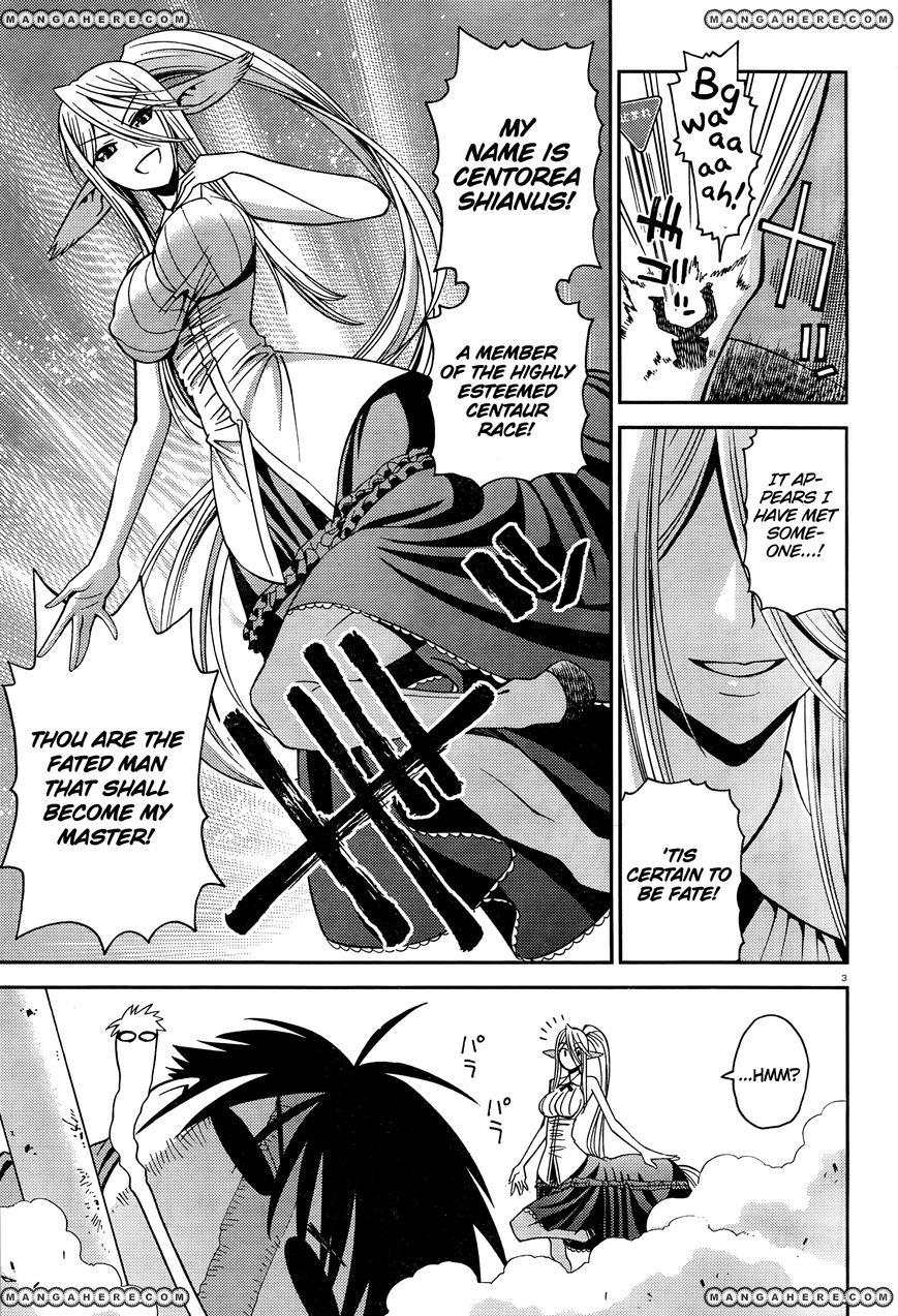 Monster Musume no Iru Nichijou 4 Page 3