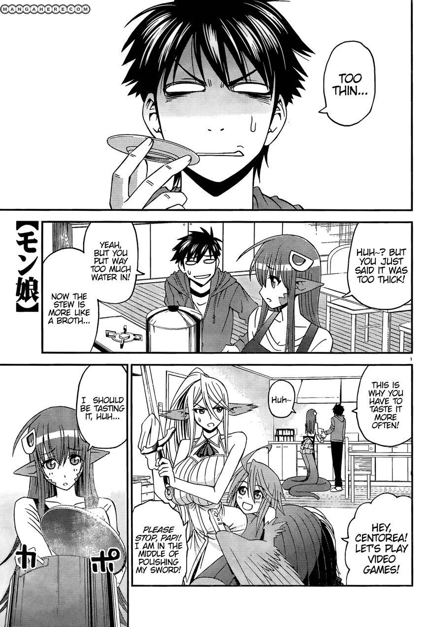 Monster Musume no Iru Nichijou 8 Page 1