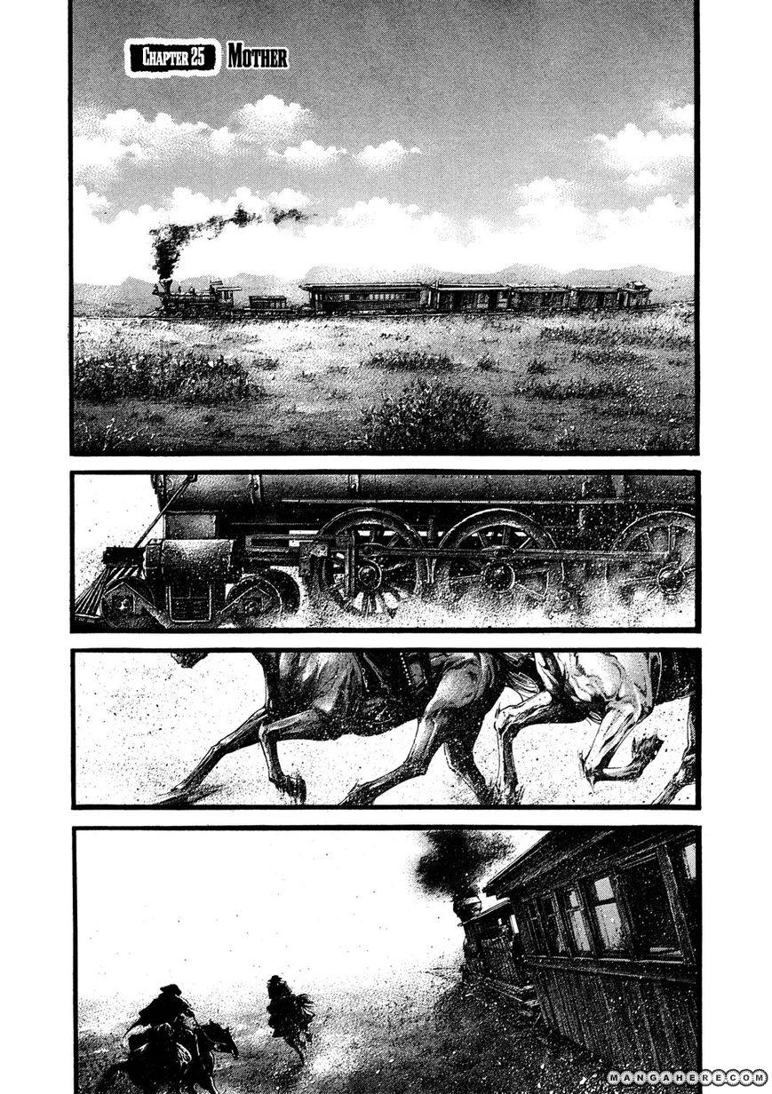 Green Blood 25 Page 1
