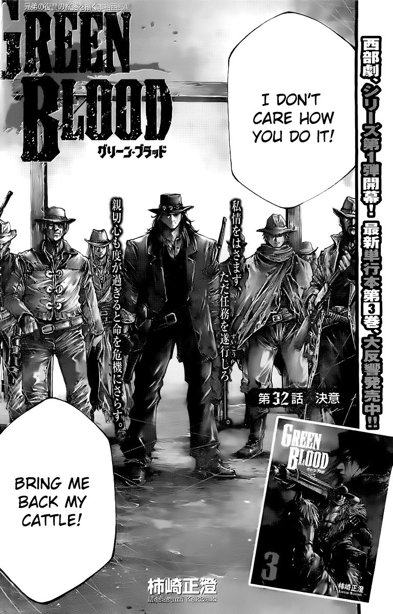Green Blood 32 Page 2