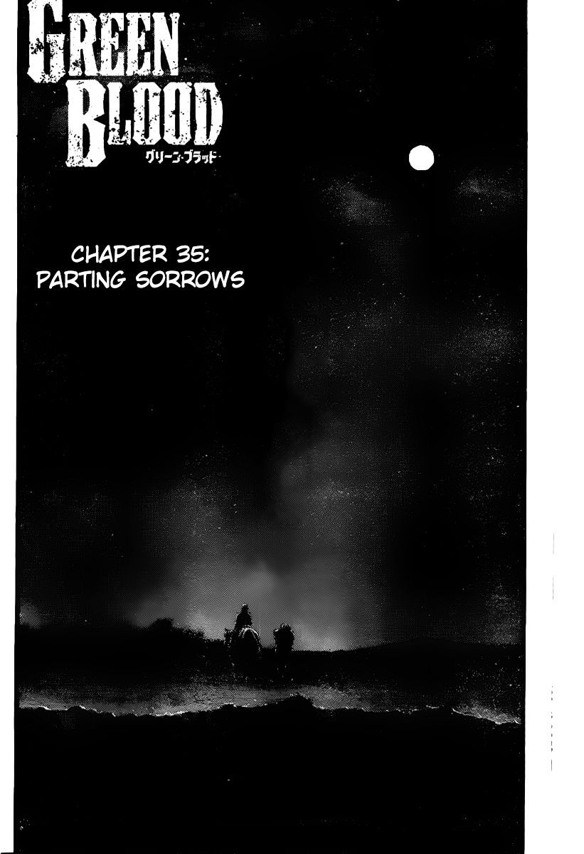 Green Blood 35 Page 2