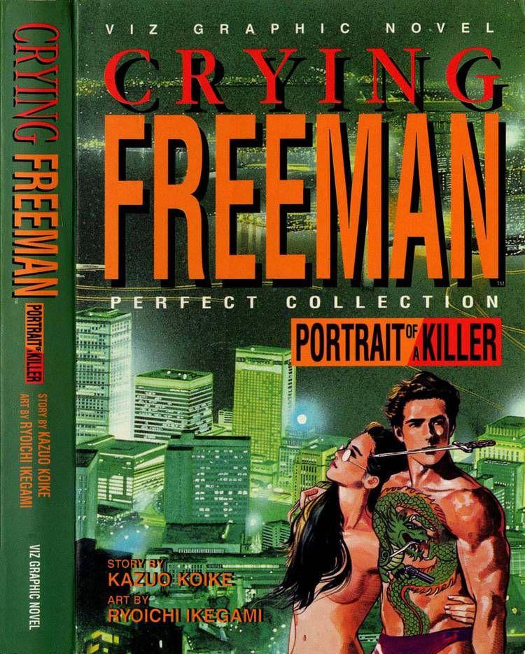 Crying Freeman 1 Page 1