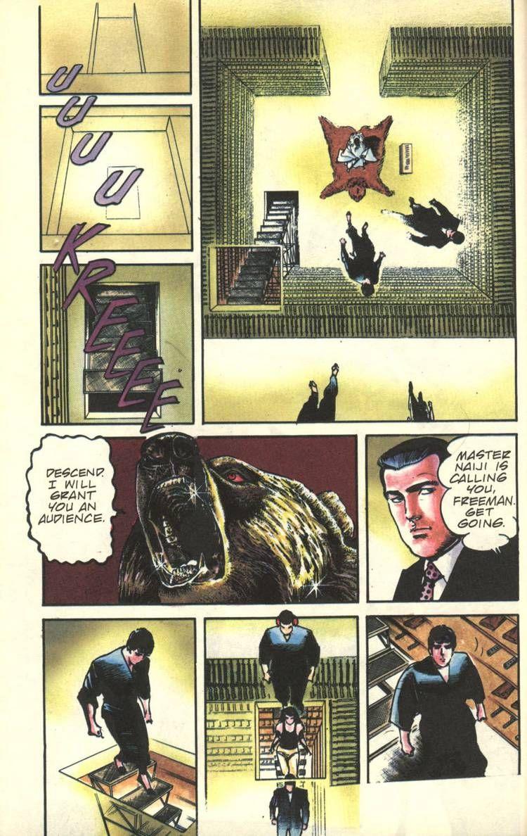 Crying Freeman 4 Page 2