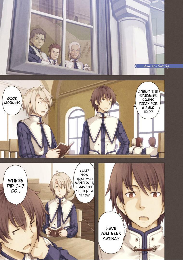 Komorebi no Kuni 35 Page 1