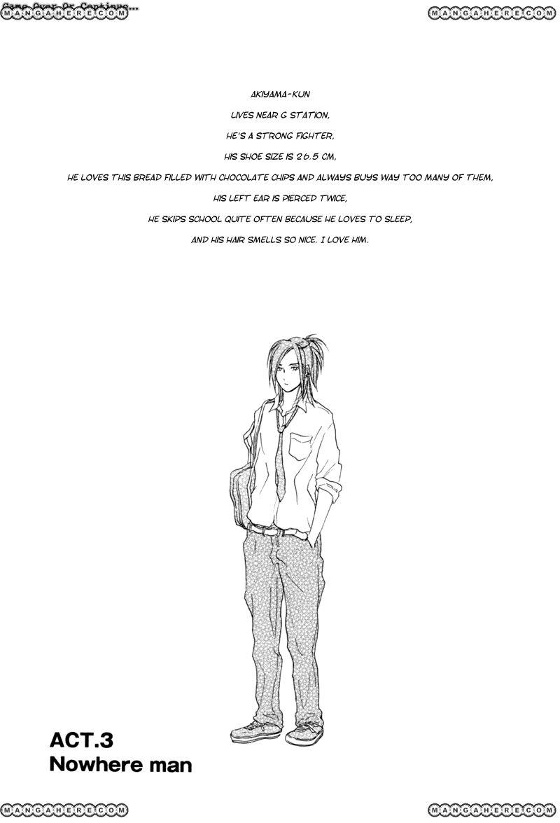Akiyama-kun 3 Page 3