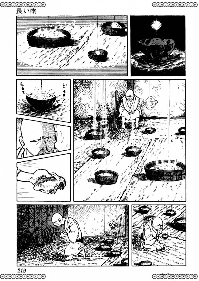 Sabu to Ichi Torimonohikae 5 Page 3