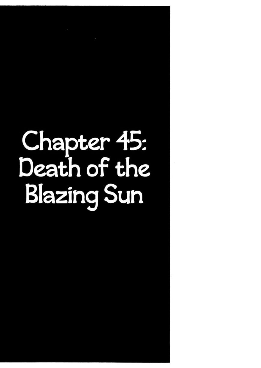 Sabu to Ichi Torimonohikae 45 Page 1