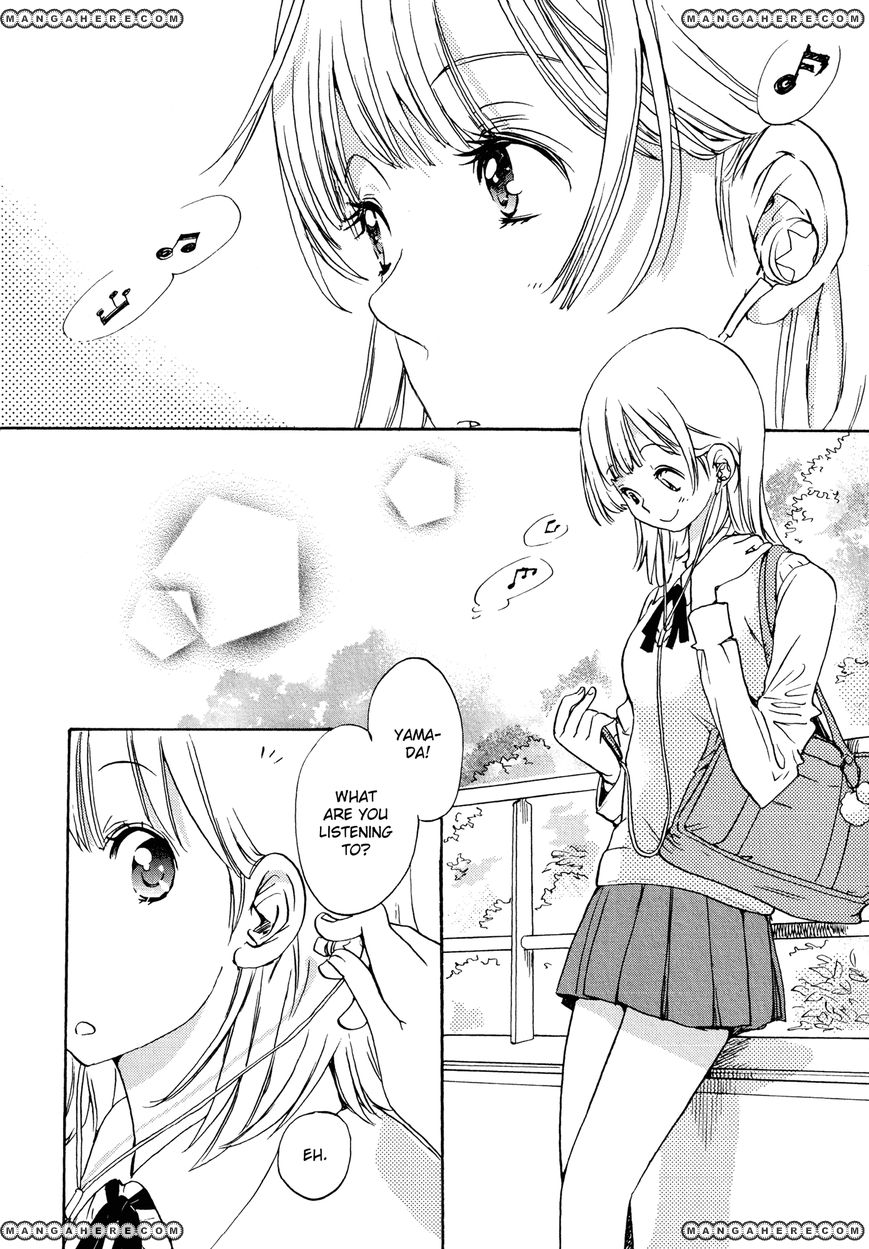 Asagao to Kase-san. 3 Page 3