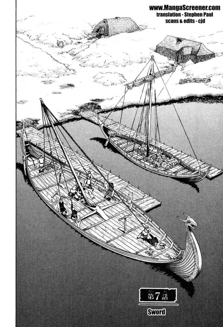 Vinland Saga 7 Page 3