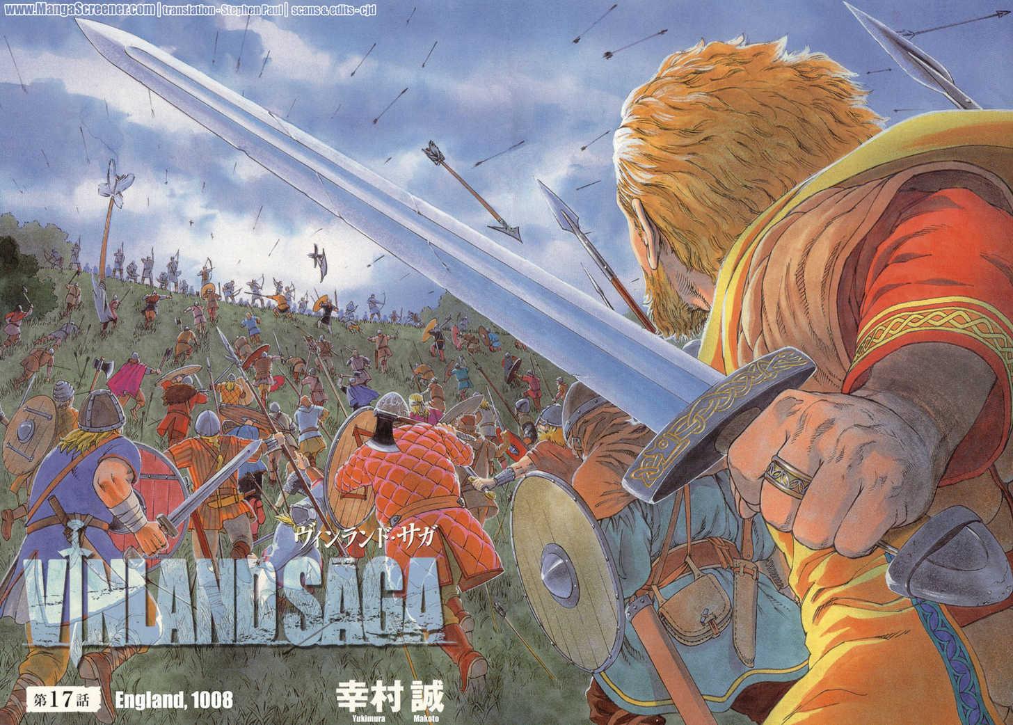 Vinland Saga 17 Page 2