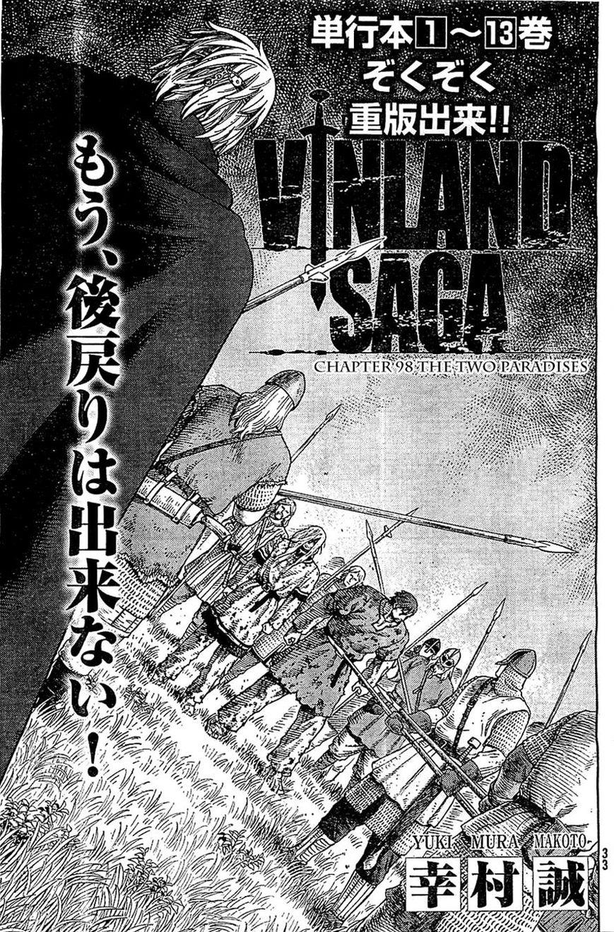 Vinland Saga 98 Page 1