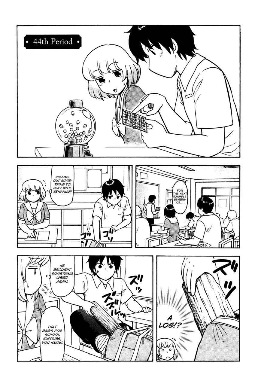 Tonari no Seki-kun 44 Page 2