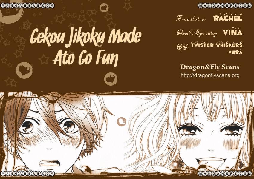 Gekou Jikoku Made Ato Go Fun 1 Page 1
