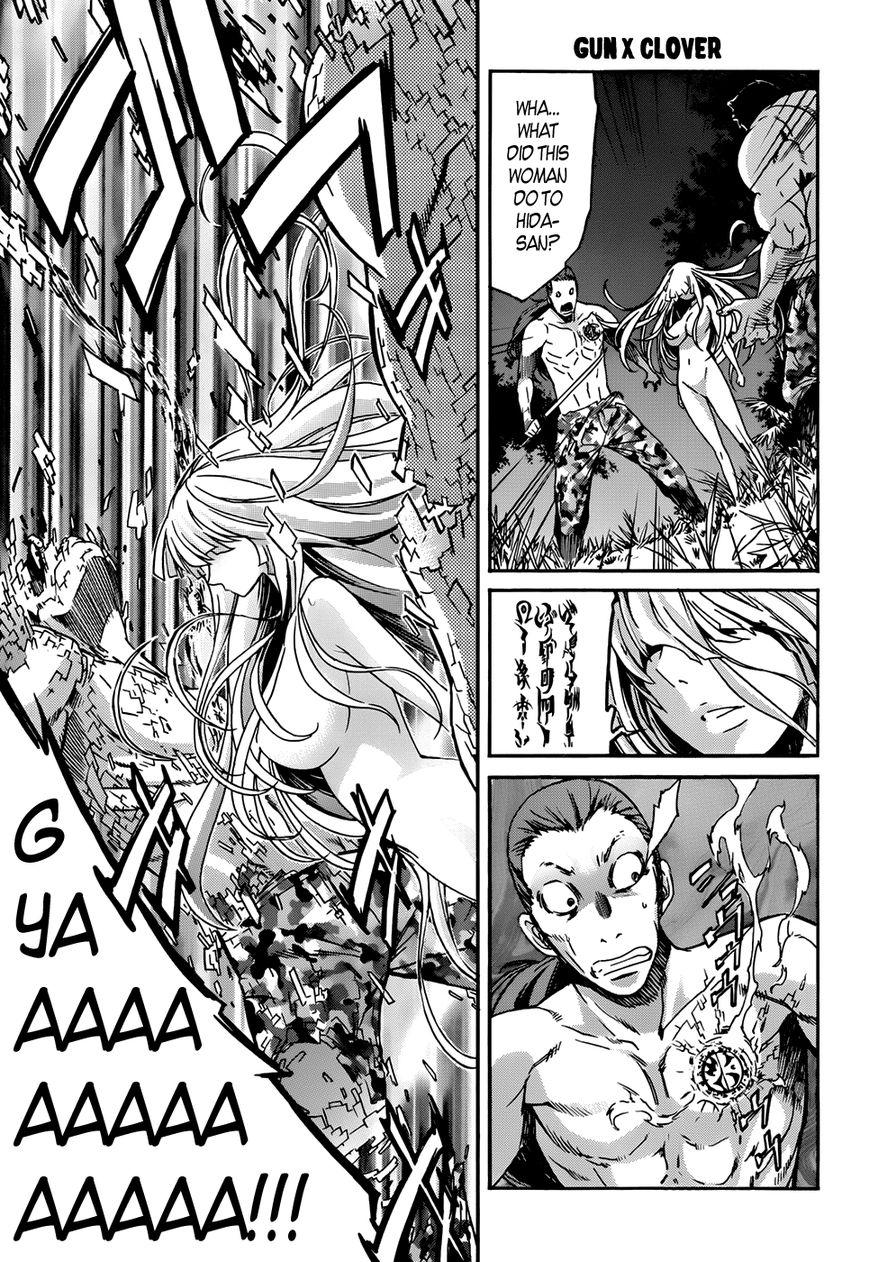 Gun x Clover 14 Page 2
