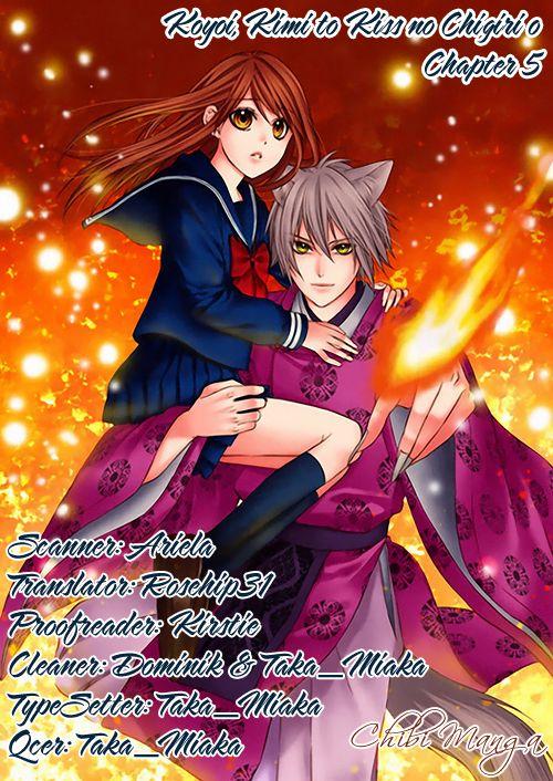 Koyoi, Kimi to Kiss no Chigiri o 5 Page 1