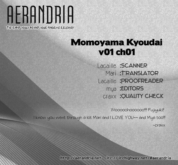 Momoyama Kyodai 1 Page 2