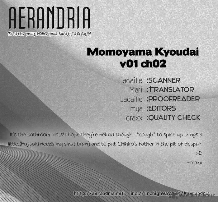 Momoyama Kyodai 2 Page 1
