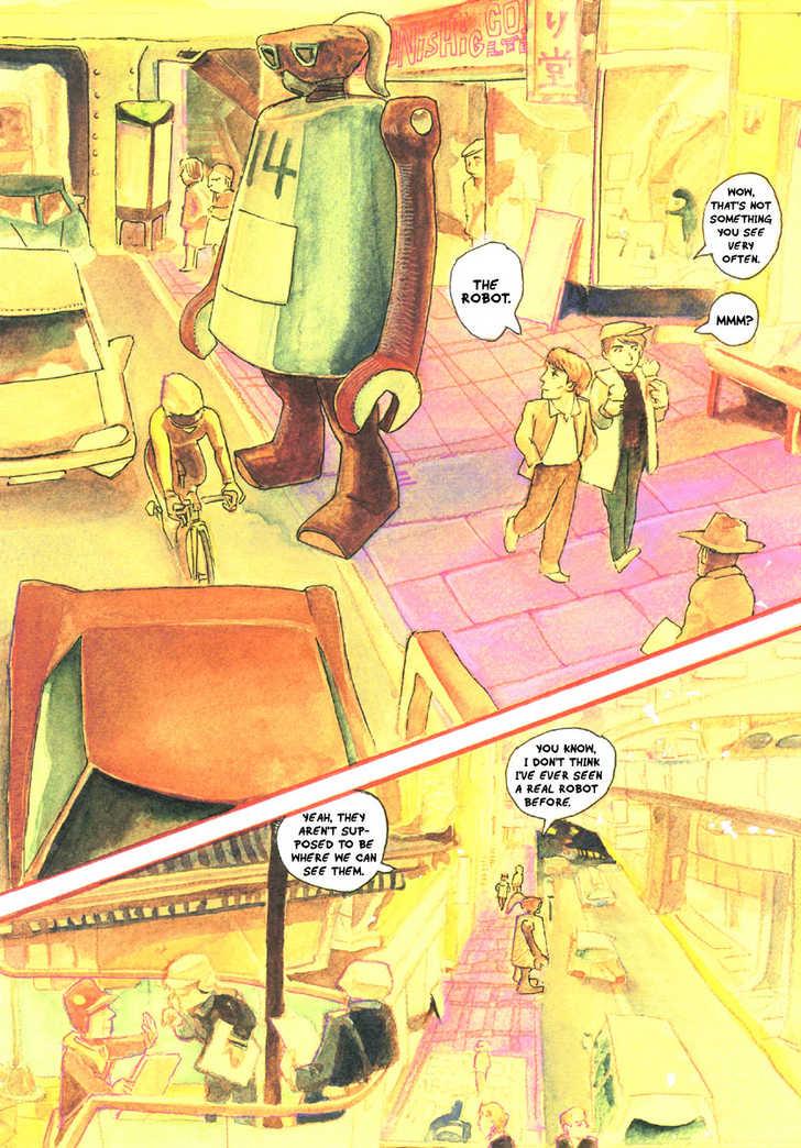 Metropolis 0 Page 3