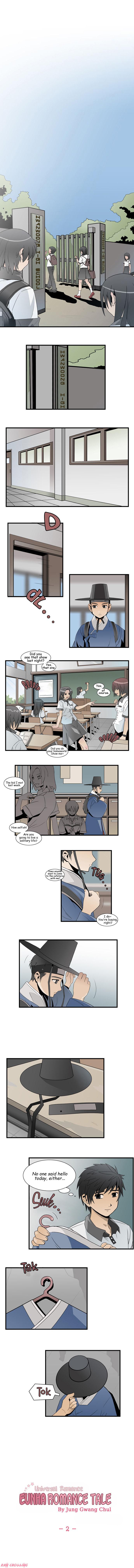 Eunha Romance Tale 2 Page 2