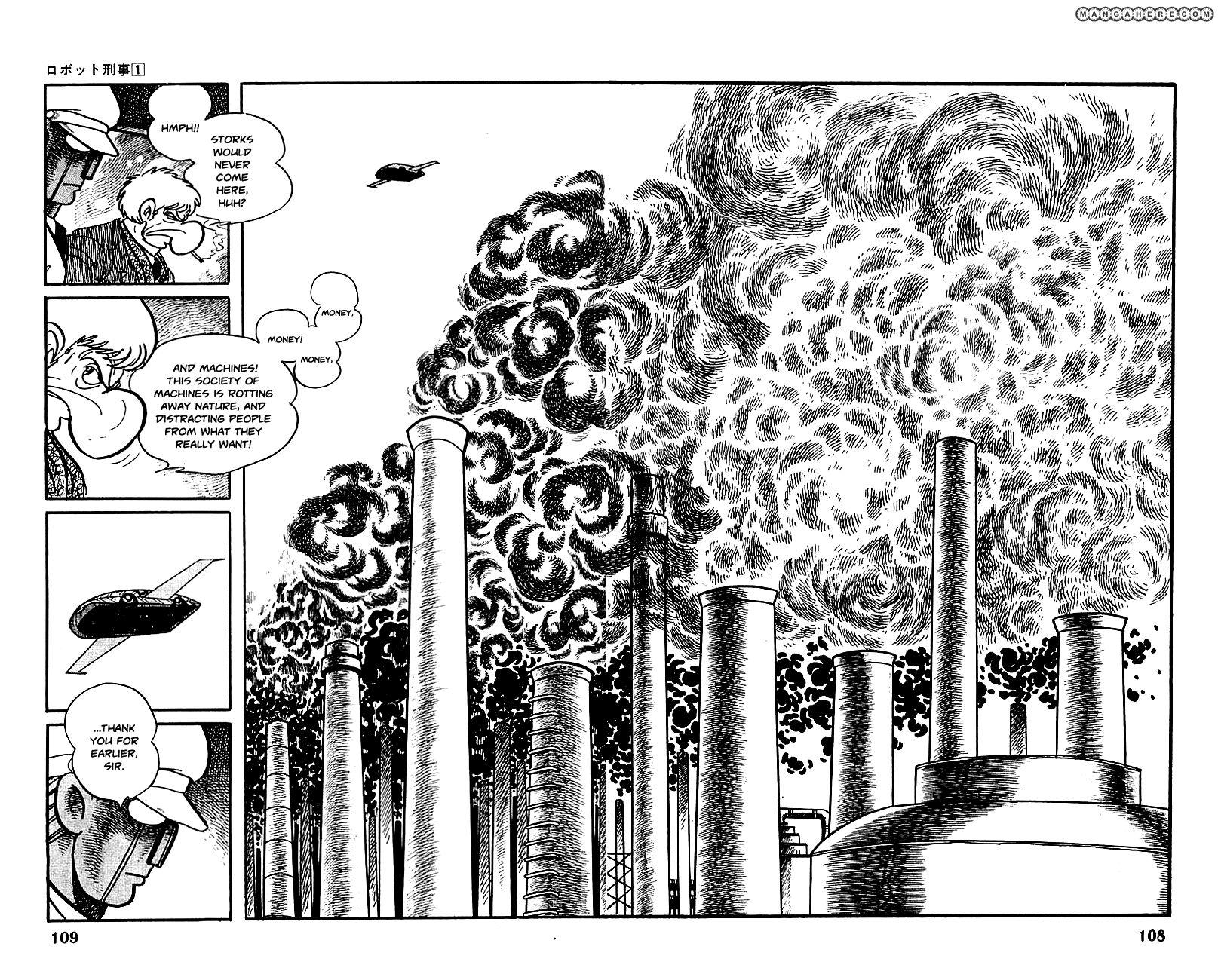 Robot Keiji 5 Page 2