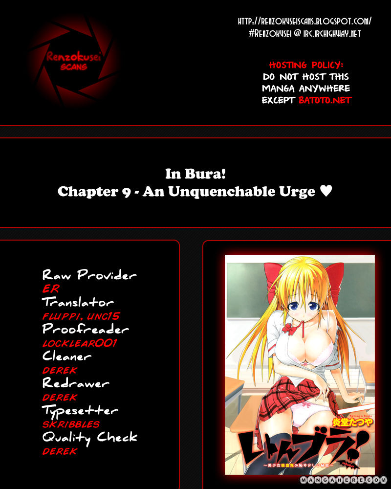 In Bura! 9 Page 1
