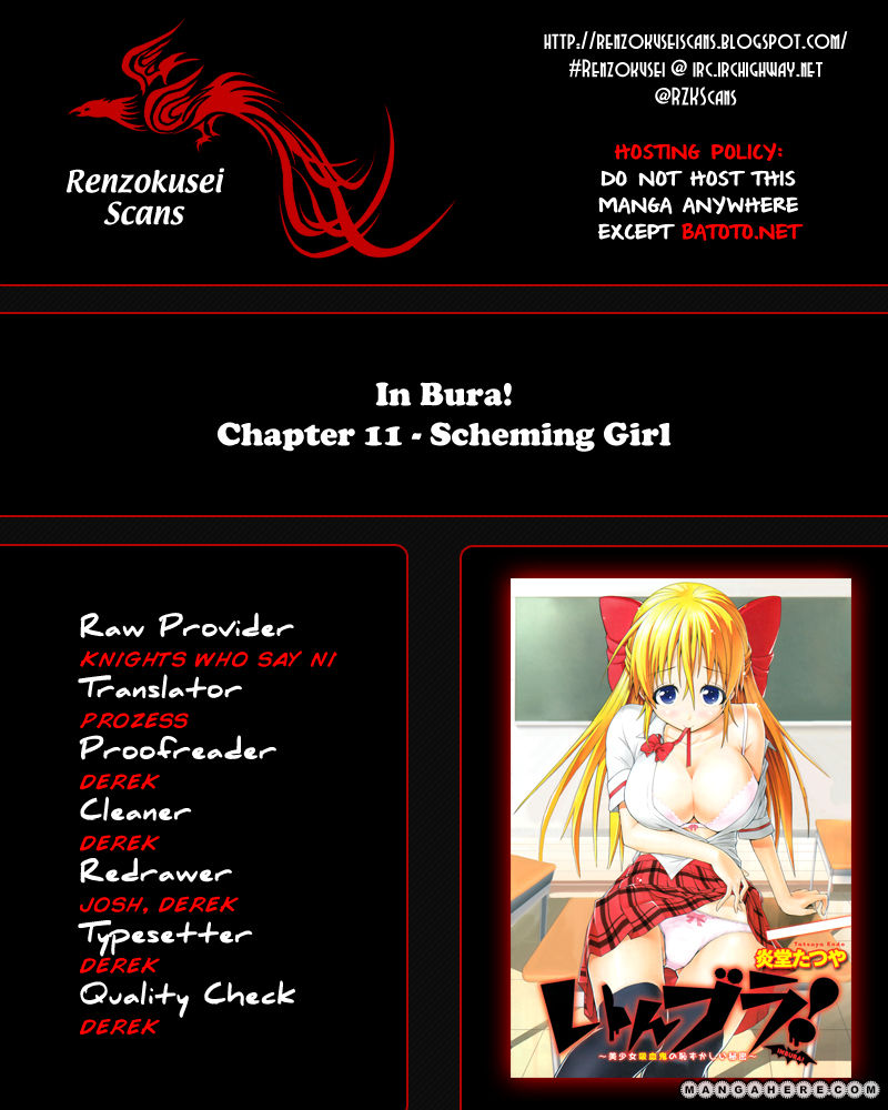 In Bura! 11 Page 1