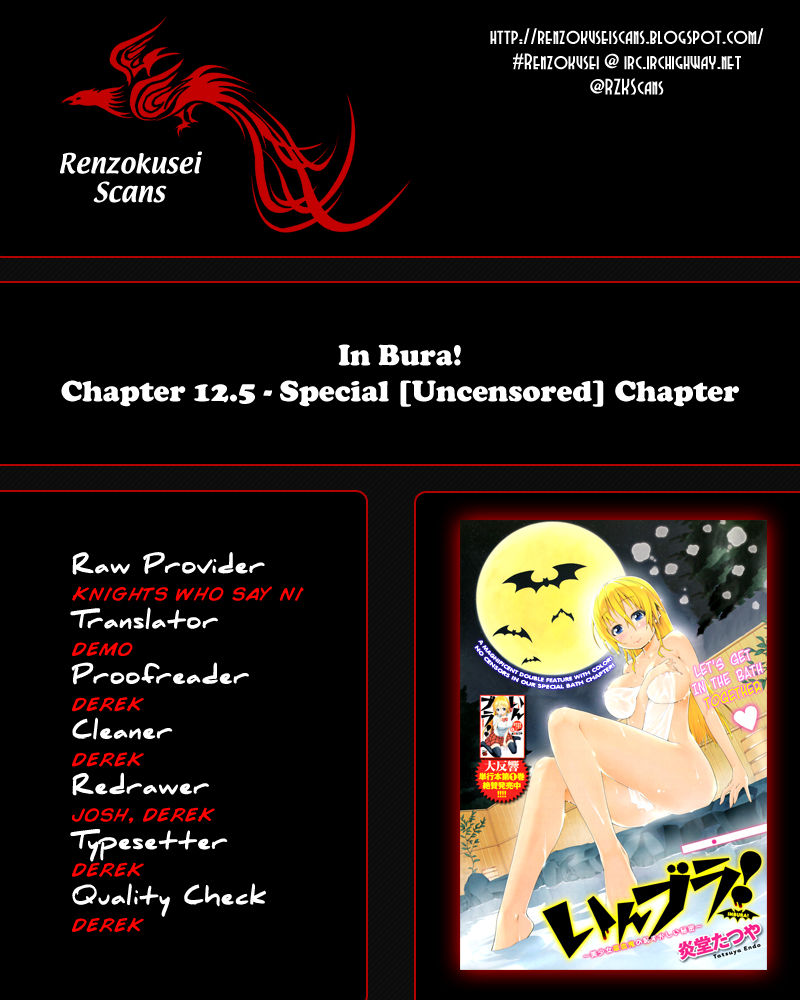 In Bura! 12.5 Page 1