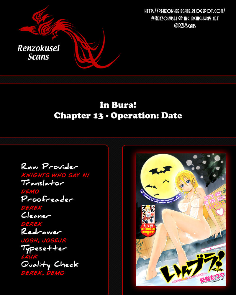 In Bura! 13 Page 1