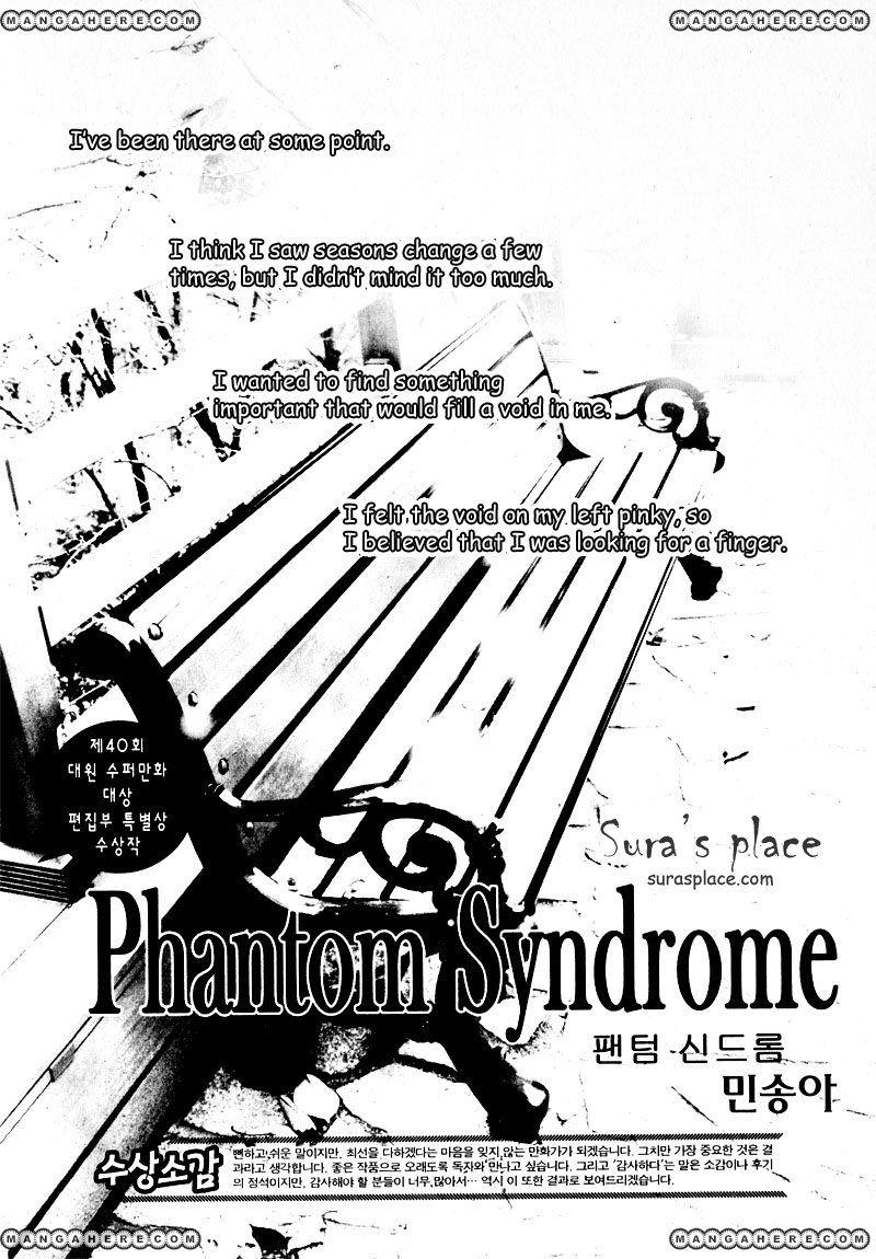 Phantom Syndrome 1 Page 1