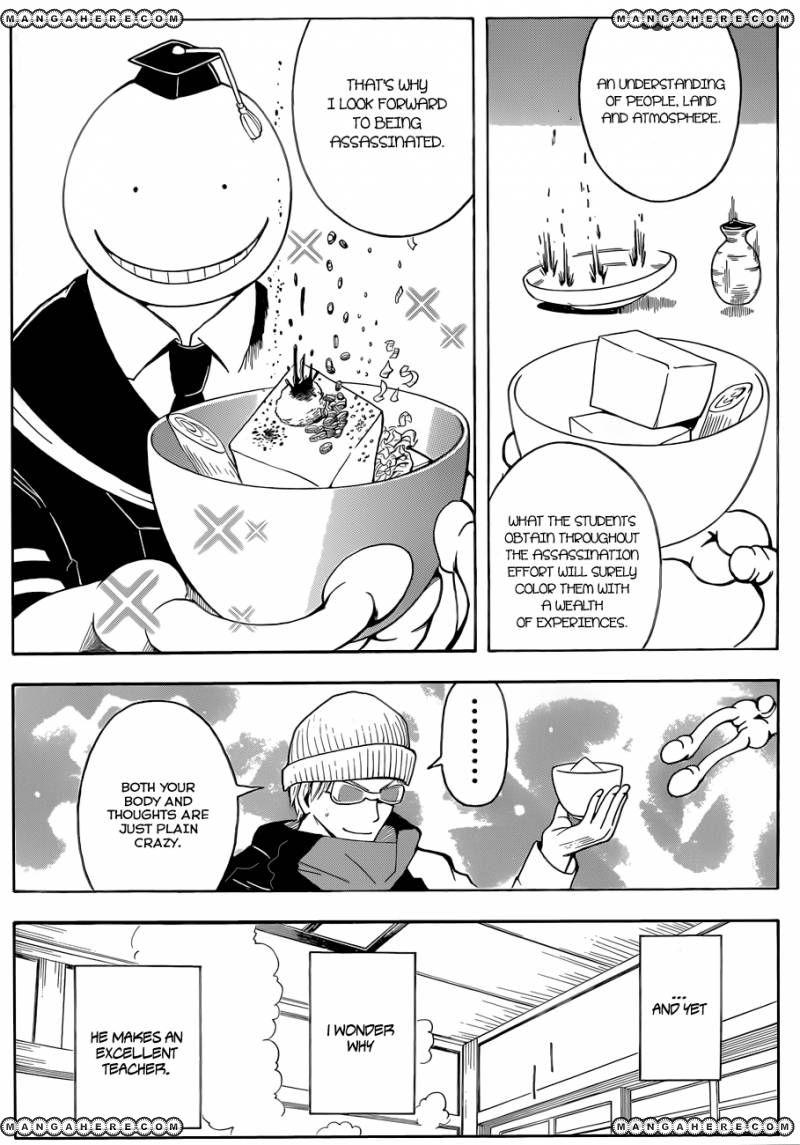 Ansatsu Kyoushitsu 18 Page 19
