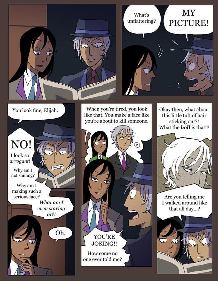 Todd Allison And The Petunia Violet 3 Page 2