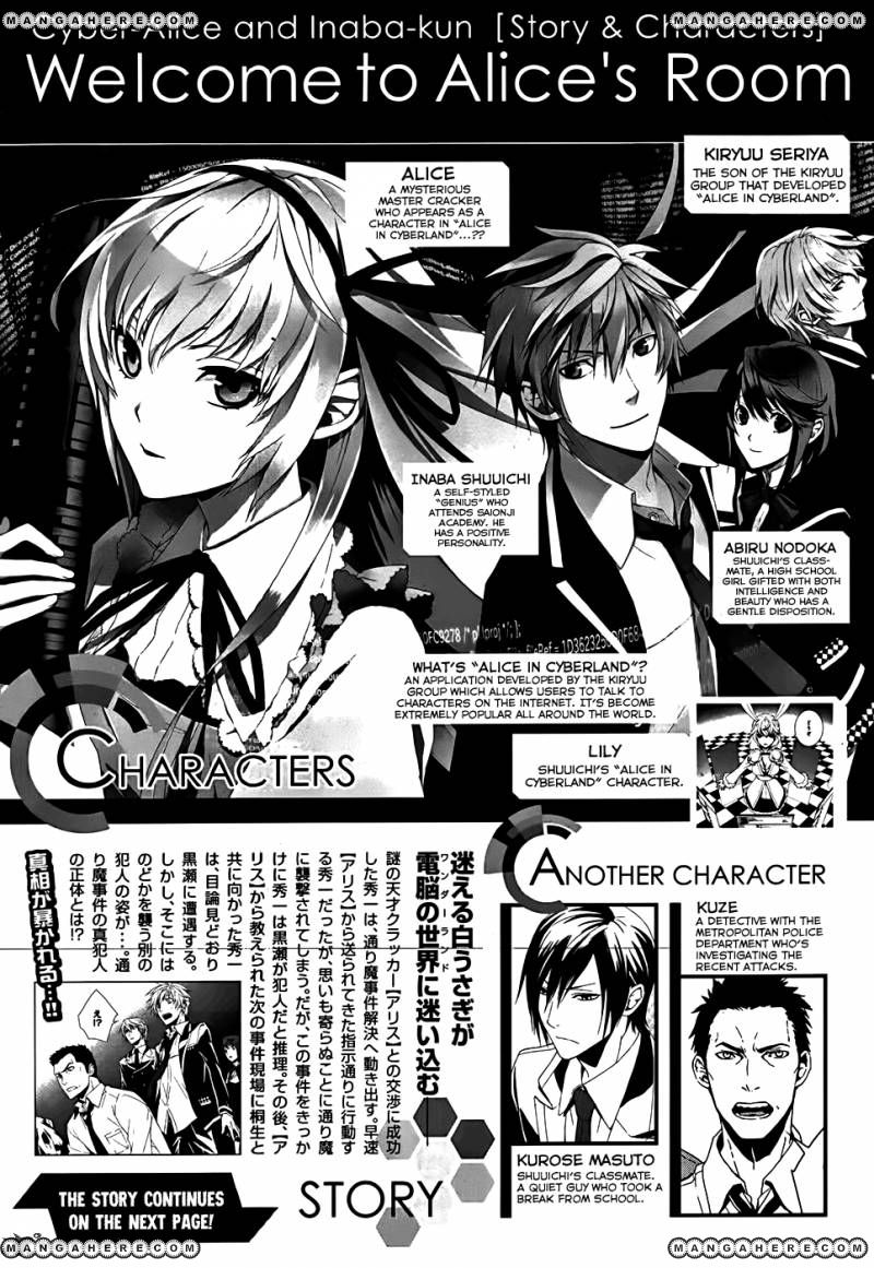 Dennou Alice to Inaba-kun 4 Page 2