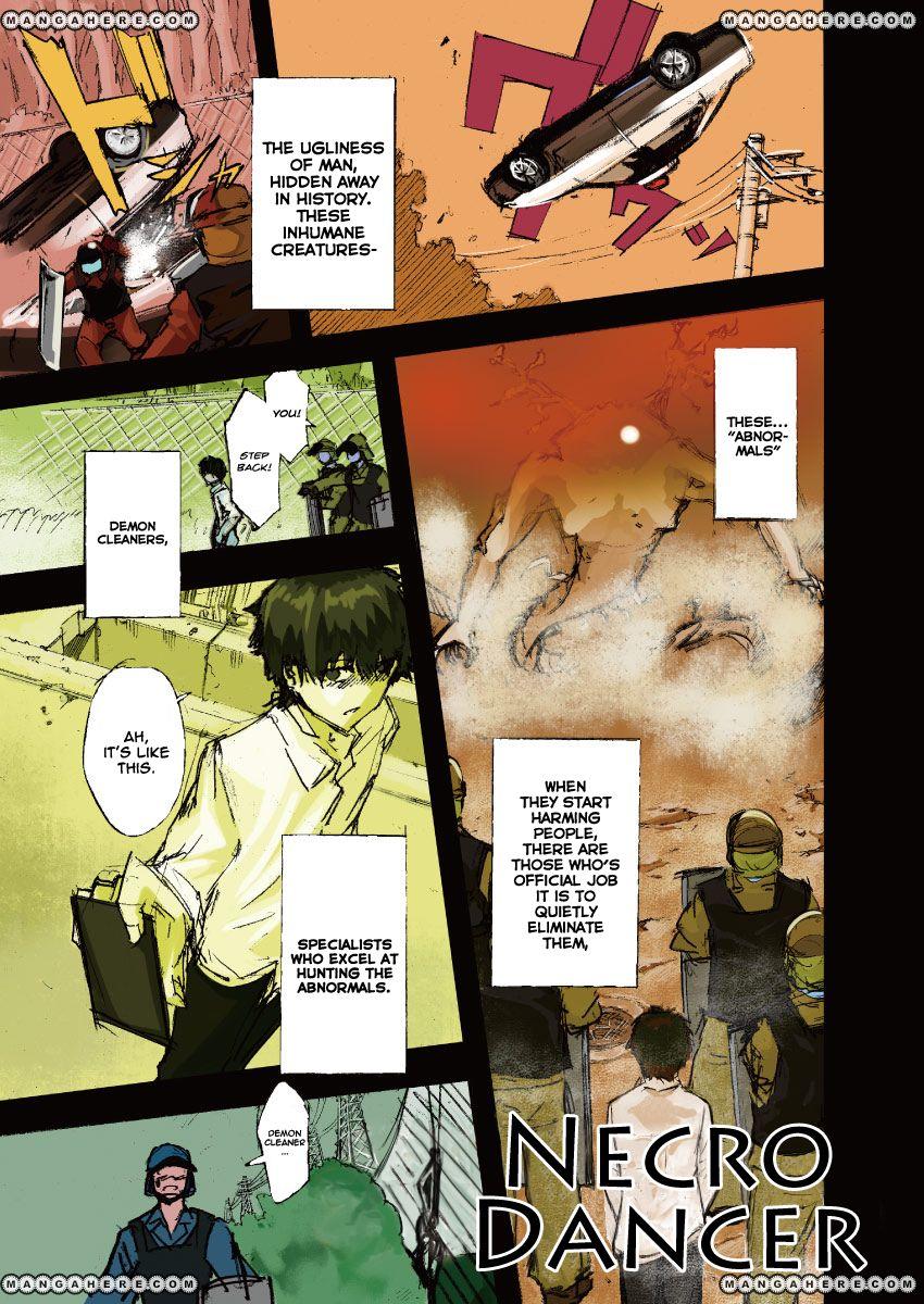 Necro Dancer 1 Page 1
