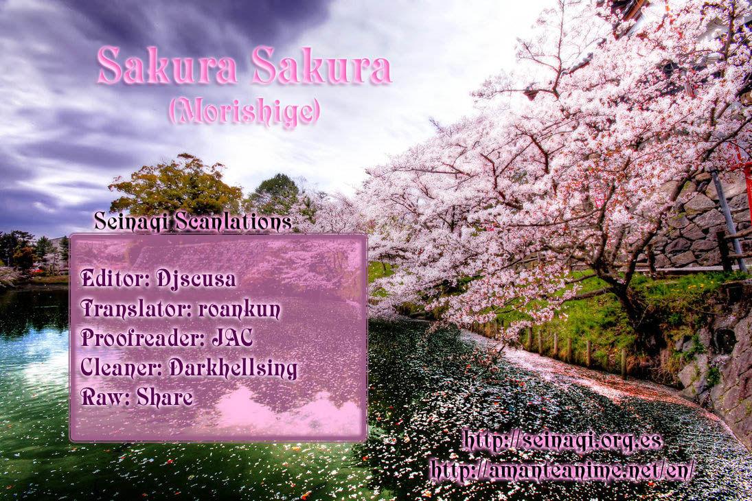 Sakura Sakura (Morishige) 8.5 Page 1