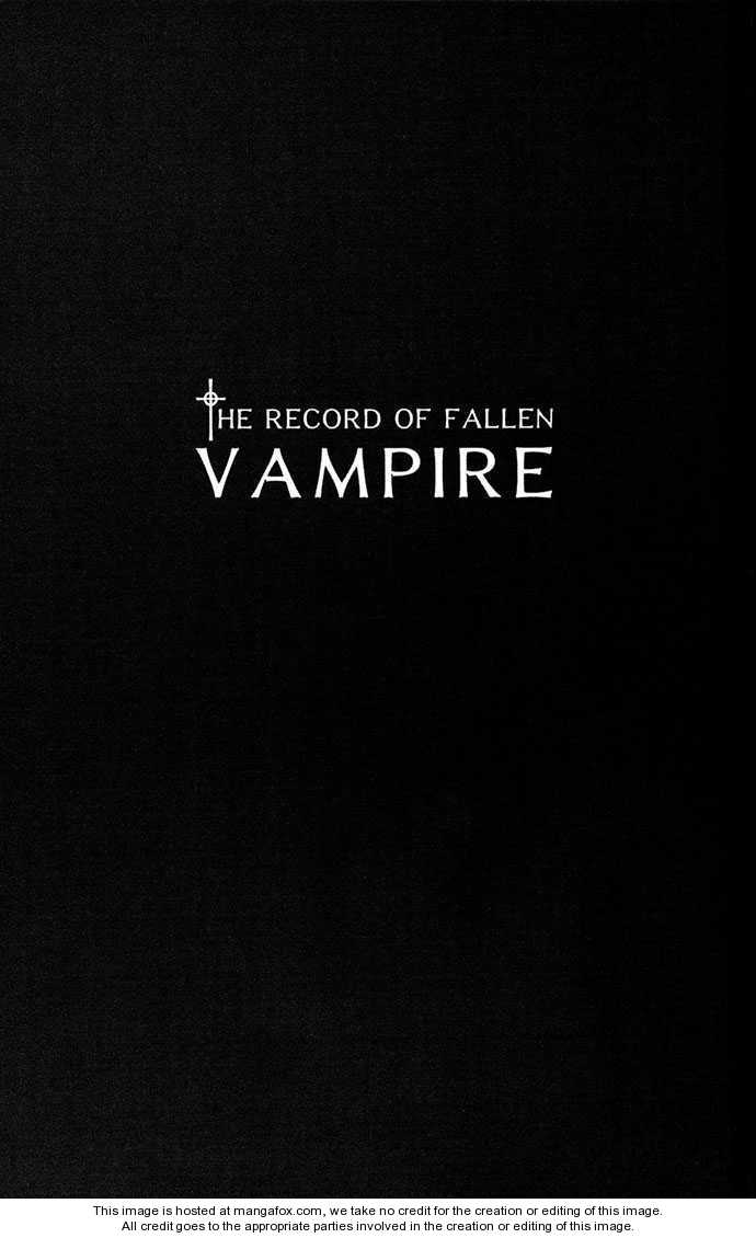 The Record of Fallen Vampire 29 Page 2