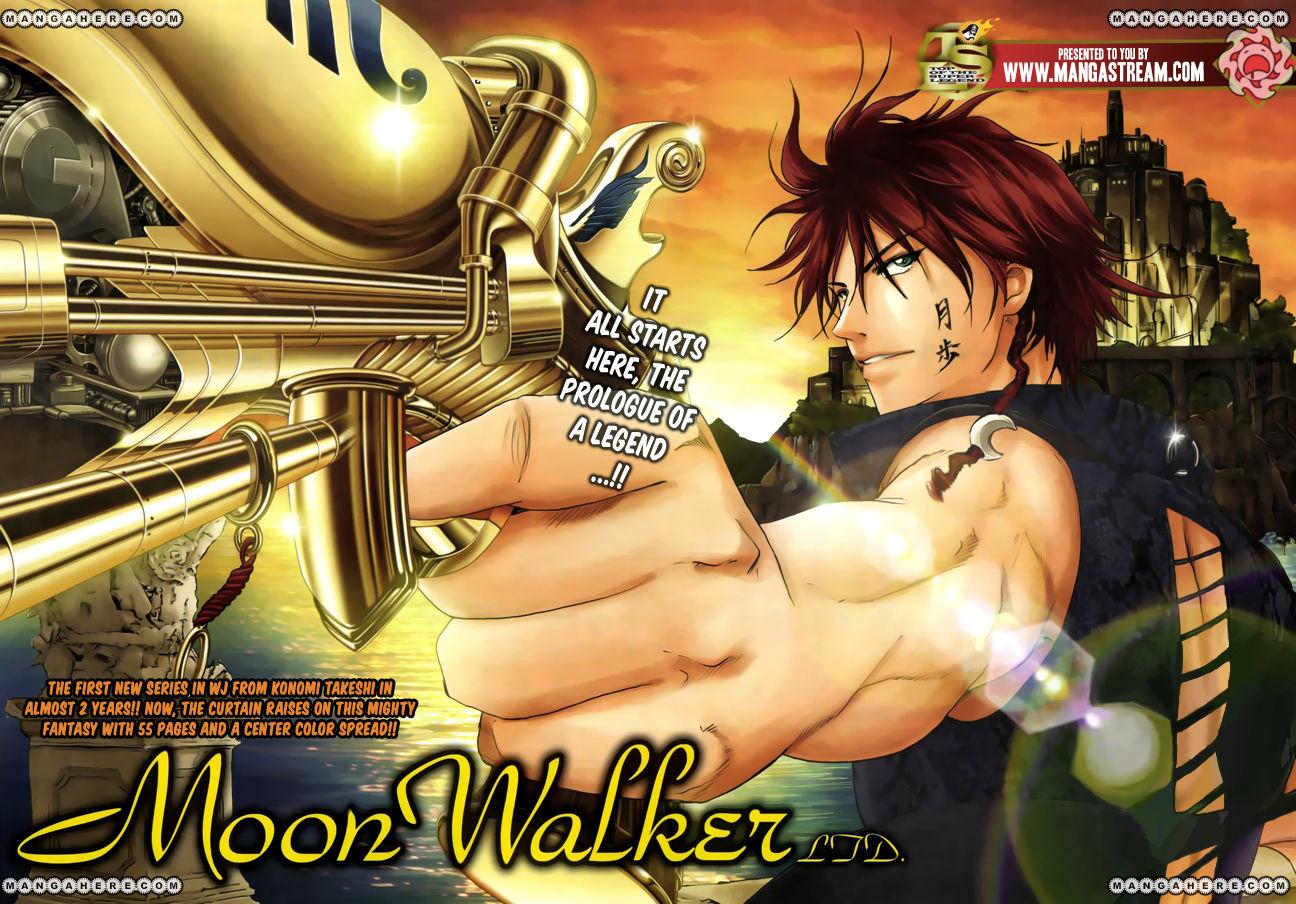Moon Walker LTD 1 Page 1