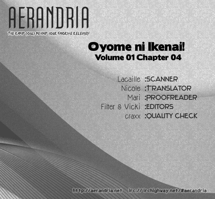 Oyome ni Ikenai! 4 Page 2