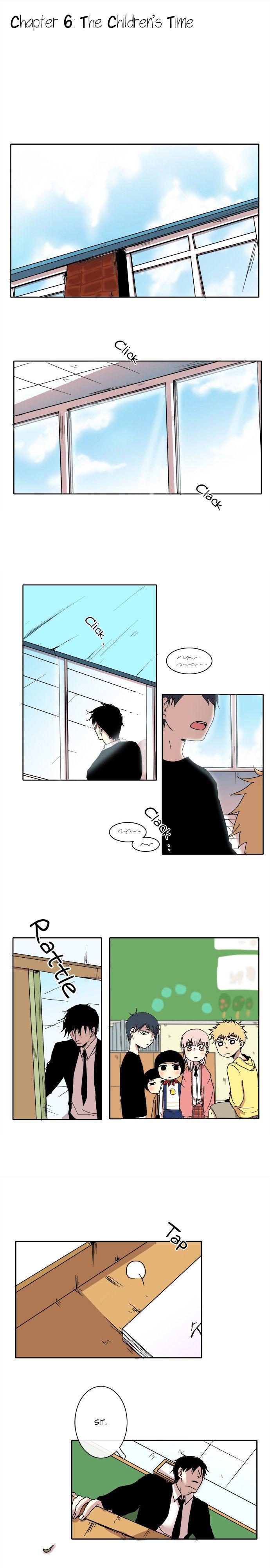 The Children's Teacher, Mr. Kwon 6 Page 2