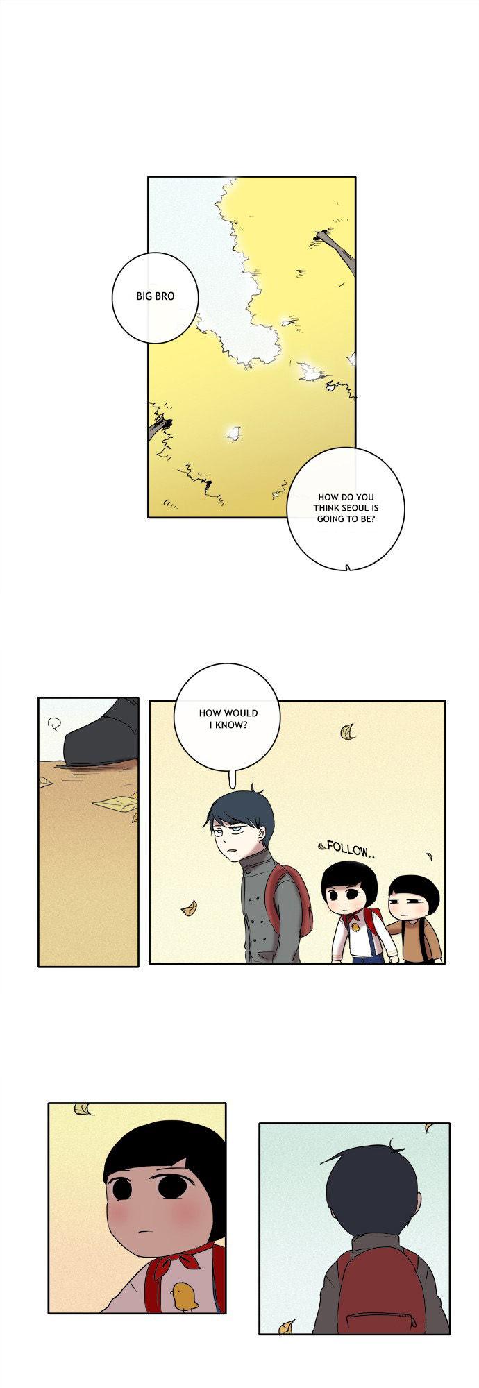The Children's Teacher, Mr. Kwon 19 Page 1
