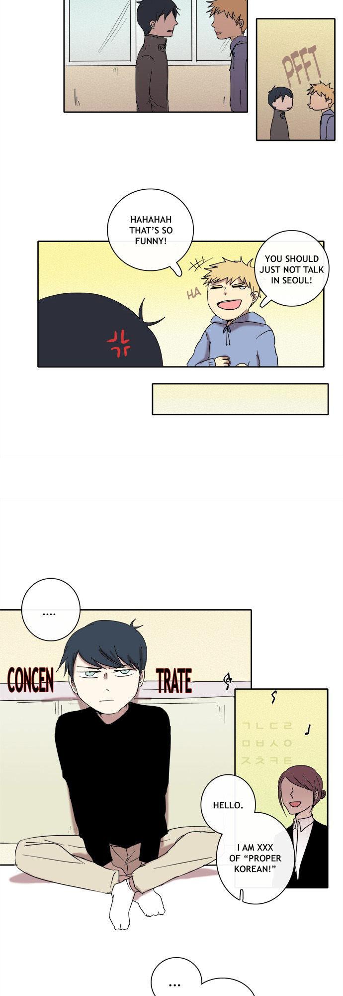 The Children's Teacher, Mr. Kwon 20 Page 2
