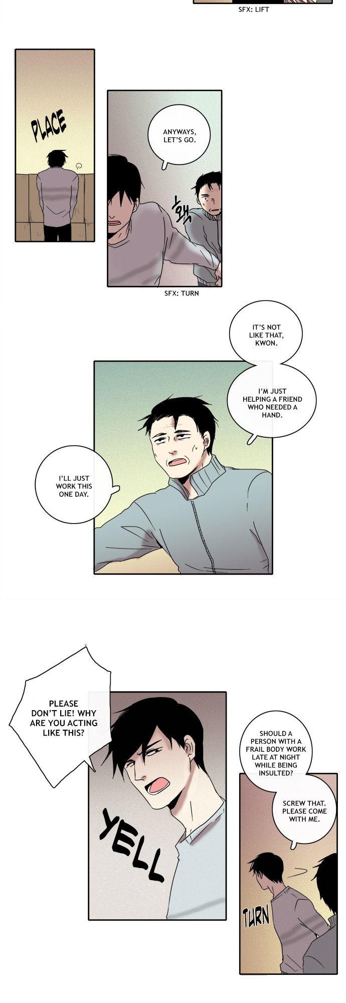 The Children's Teacher, Mr. Kwon 31 Page 2